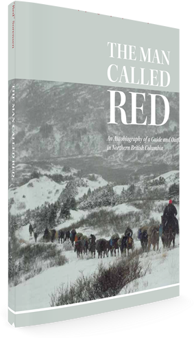 Man Called Red CAD